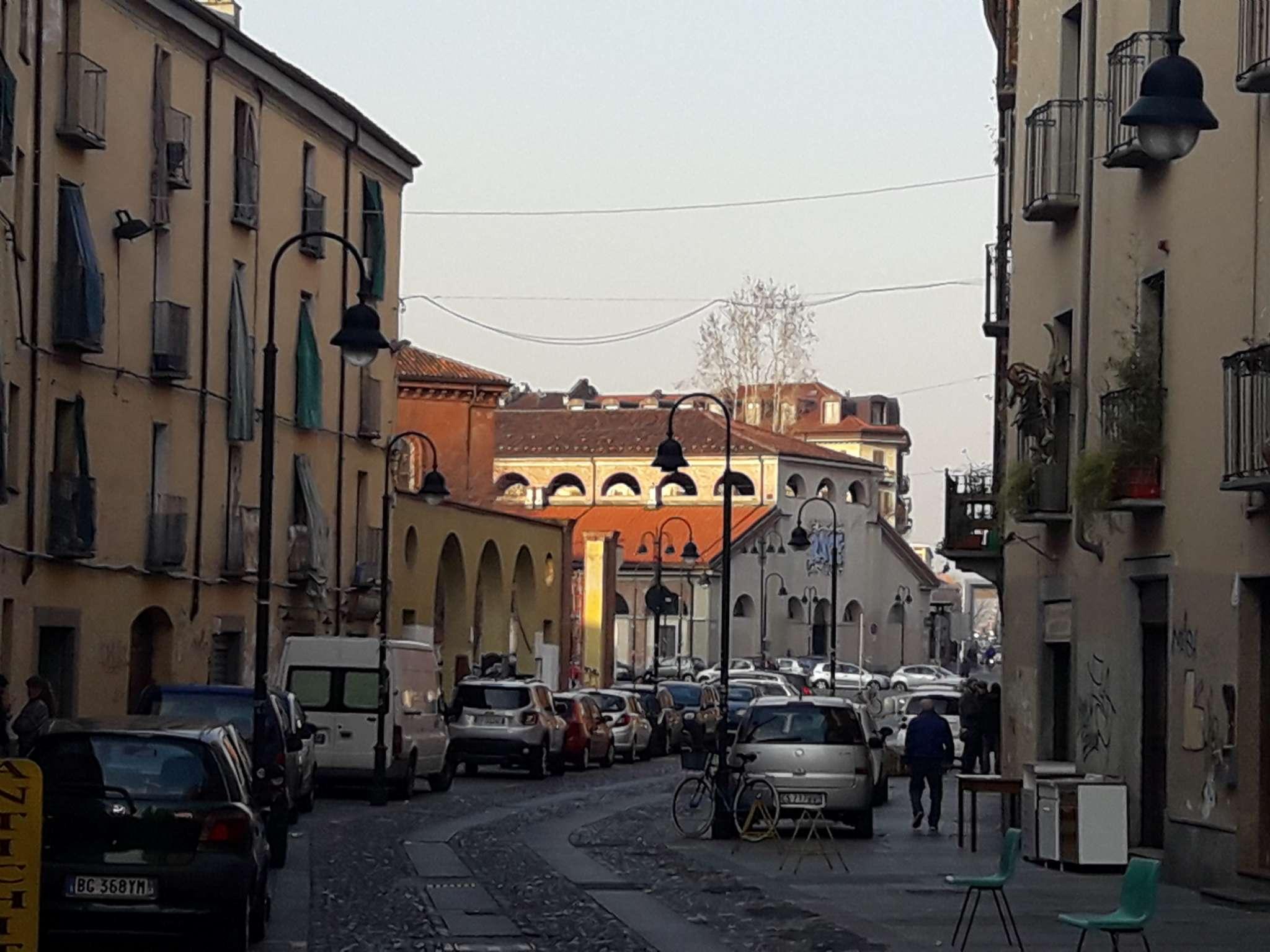 Appartamento in vendita zona valdocco aurora piazza borgo for Borgo dora torino
