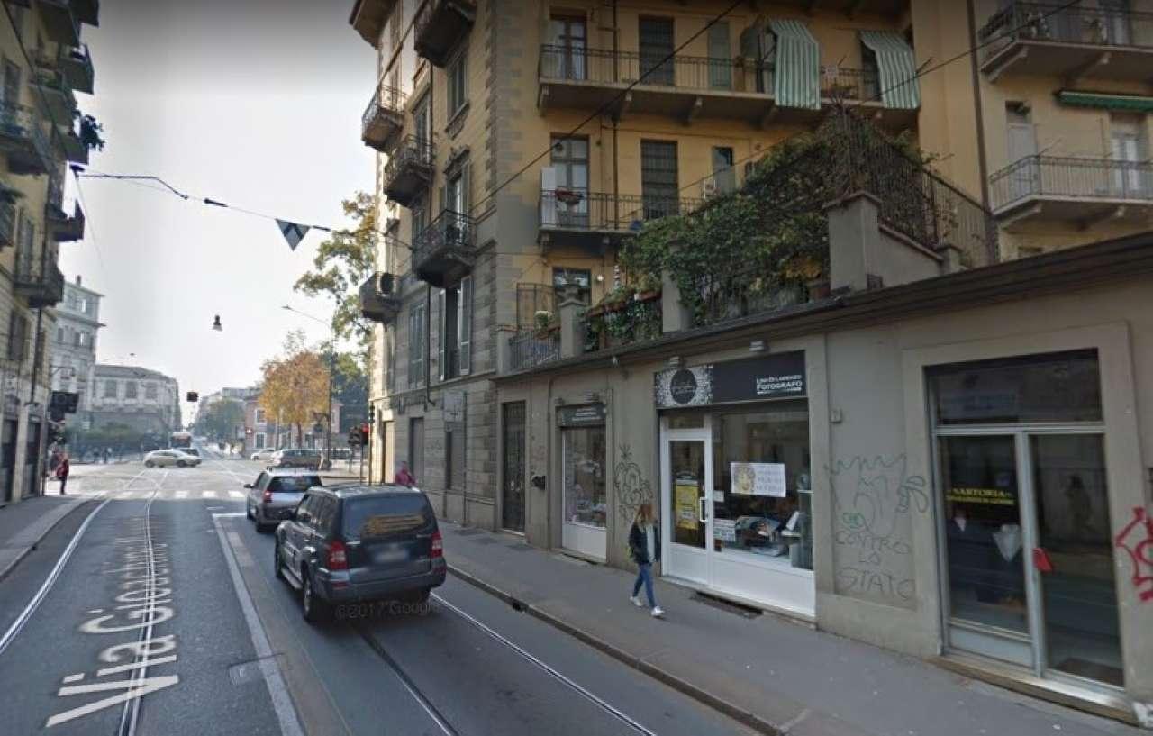 Foto 1 di Locale Commerciale via Rossini, Torino (zona Vanchiglia, Regio Parco)
