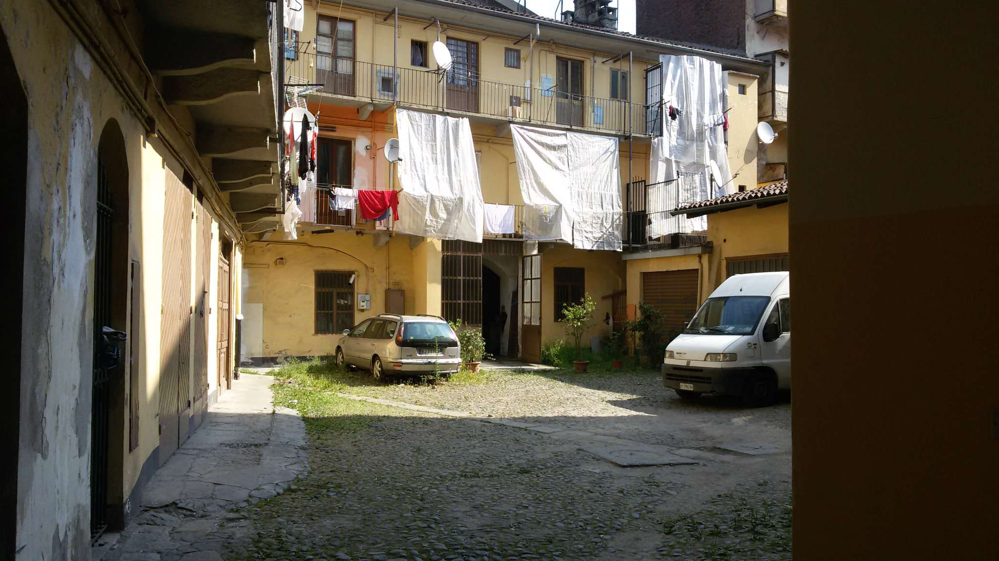 Magazzino/Laboratorio in vendita Zona Valdocco, Aurora - via Carmagnola 24 Torino
