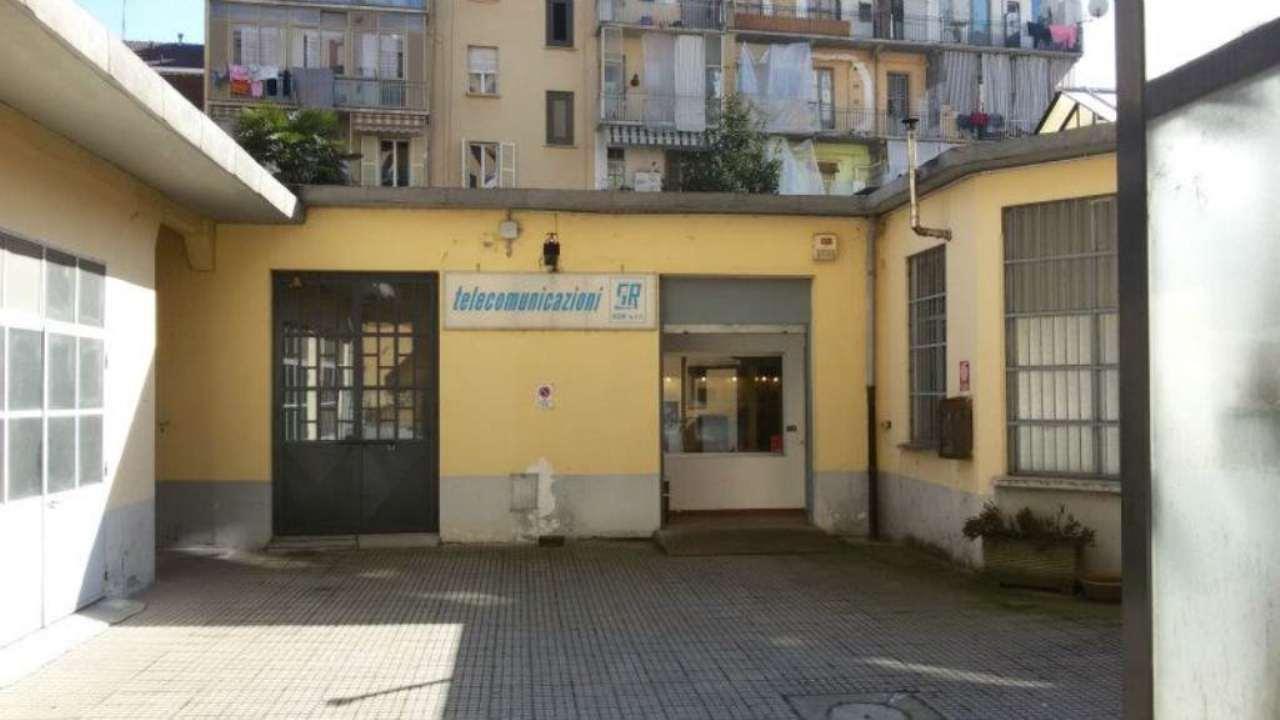 Magazzino/Laboratorio in affitto Zona Cit Turin, San Donato, Campidoglio - corso Lecce 86 Torino