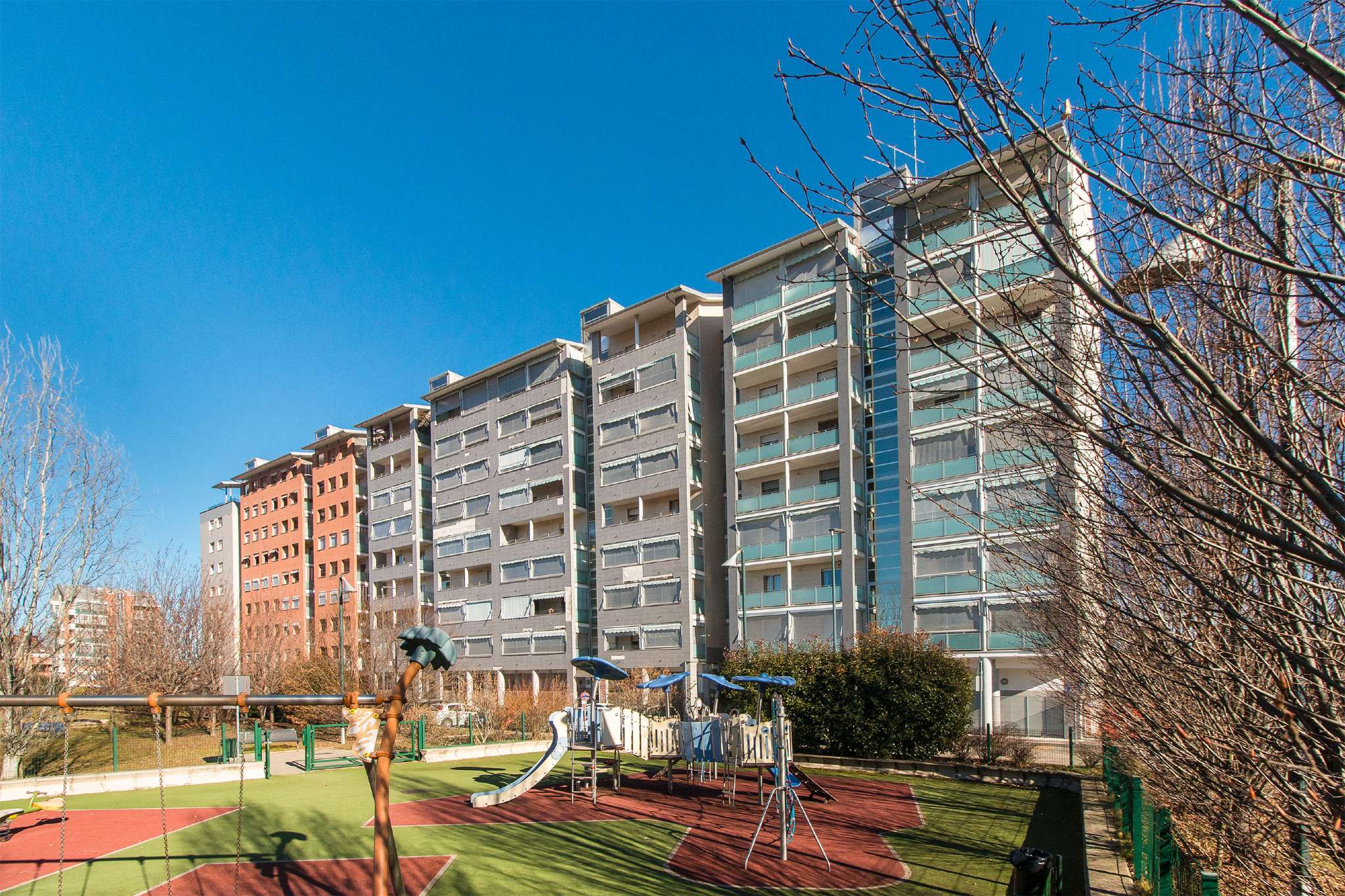 Appartamento in vendita Zona Lucento, Vallette - strada Altessano Torino