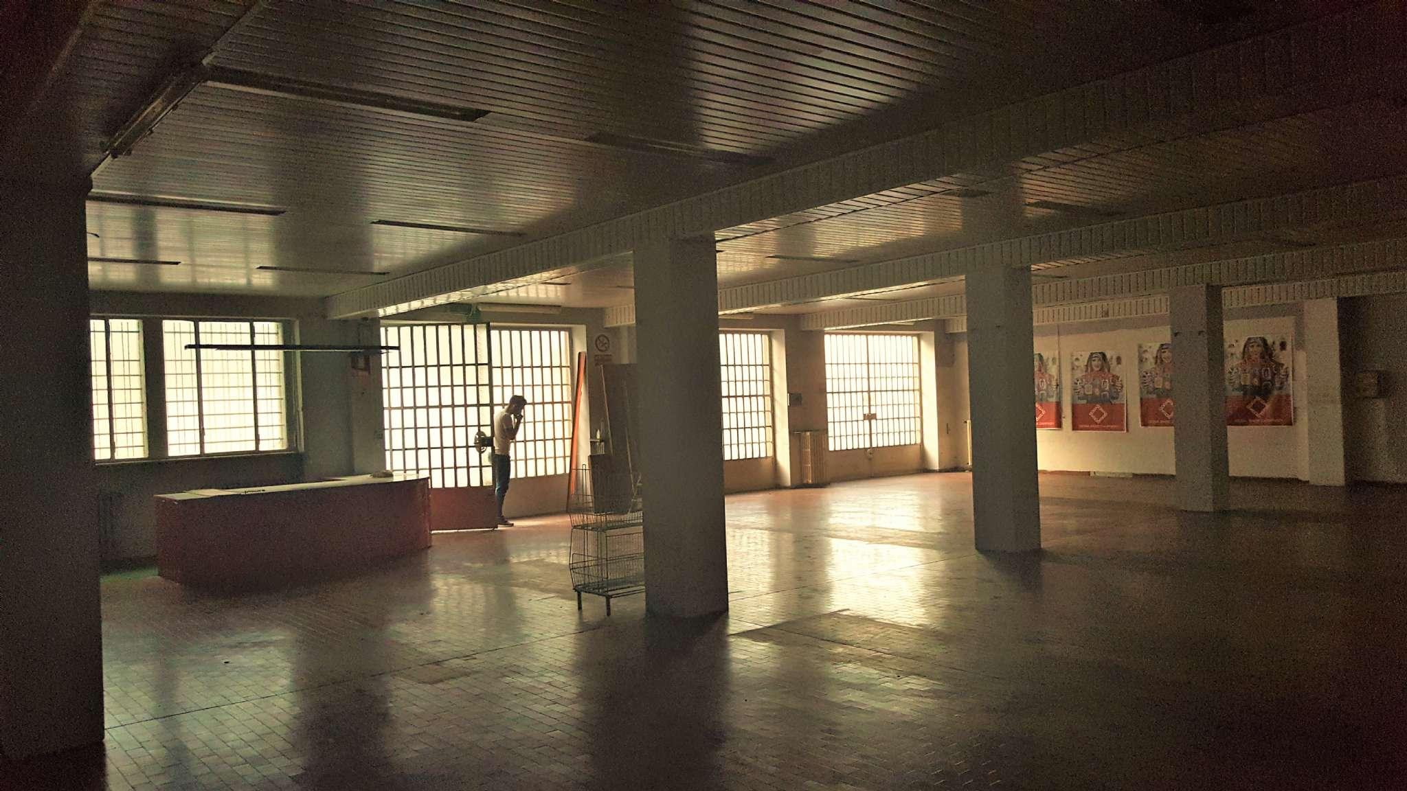 Magazzino/Laboratorio in affitto Zona Cit Turin, San Donato, Campidoglio - via Sondrio Torino