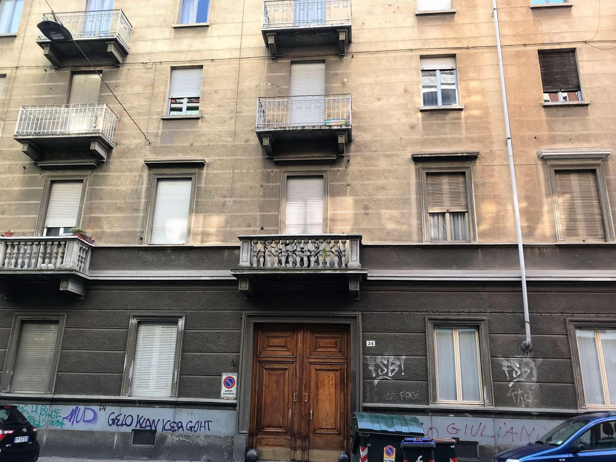 Stanza in affitto Zona Vanchiglia, Regio Parco - via Artisti Torino