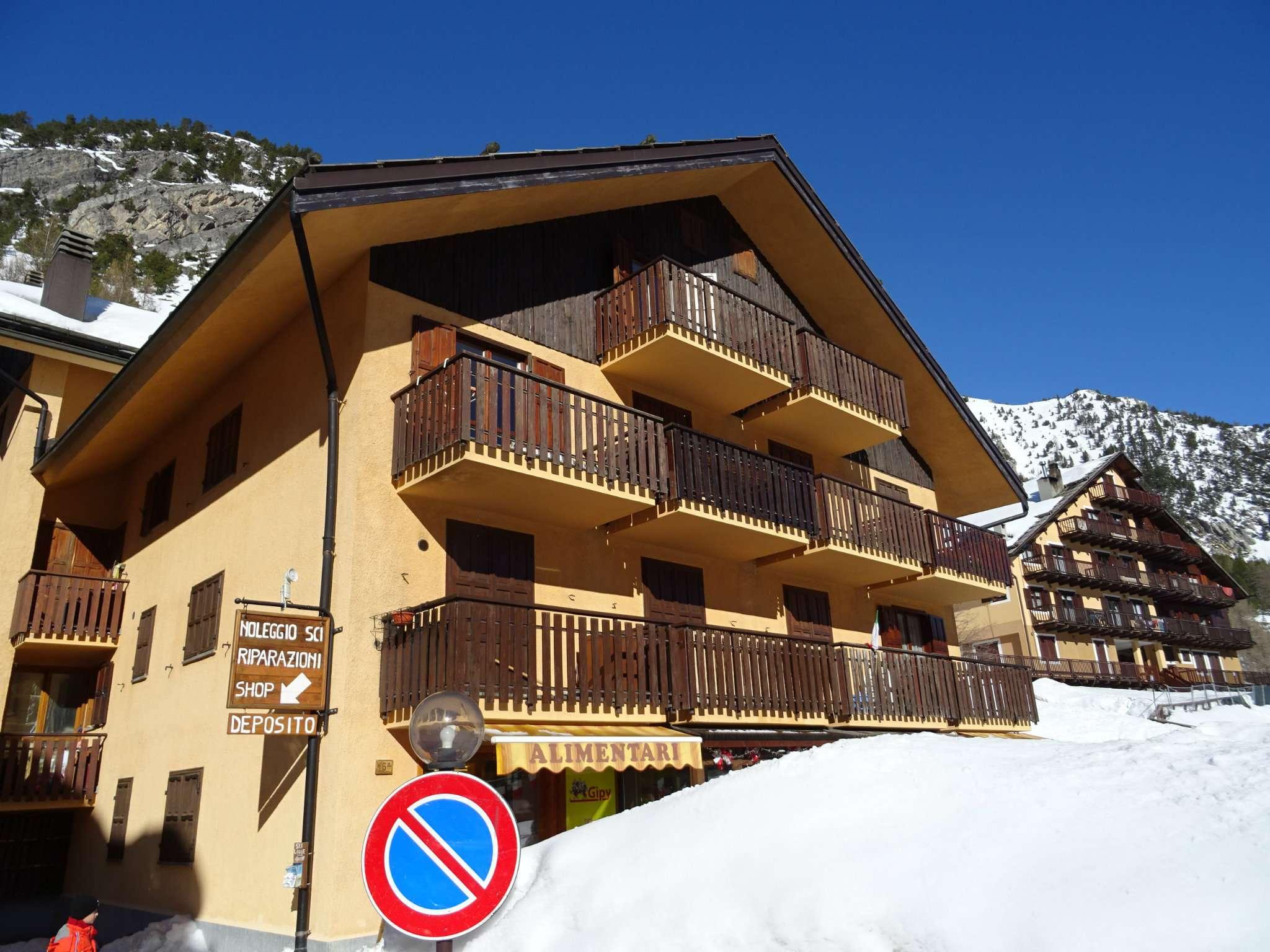 Appartamento in vendita via Nazionale 16 Claviere
