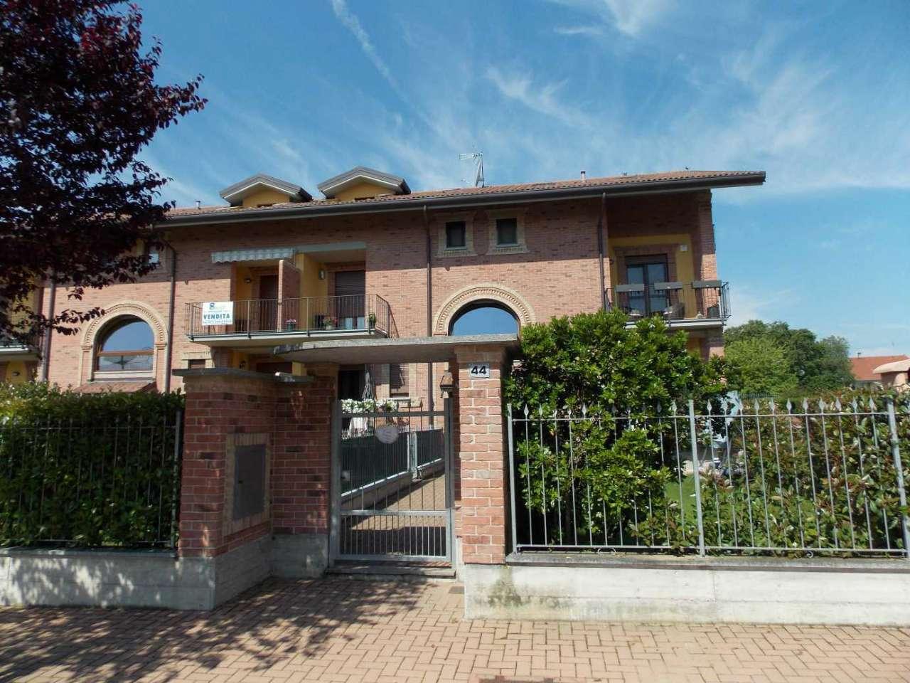 Appartamento in vendita via Rovigo Volpiano