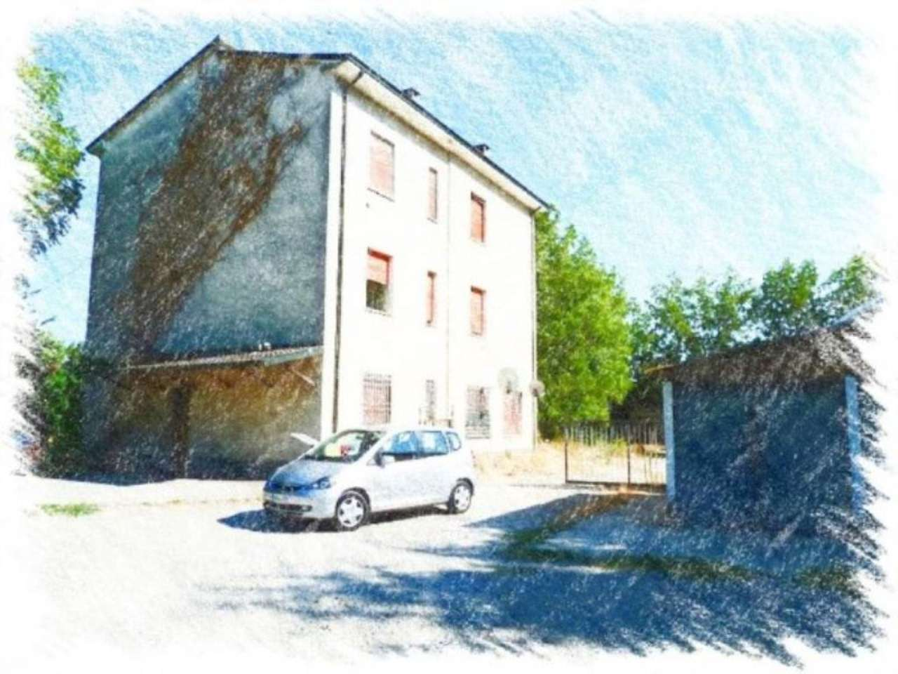 Appartamento in affitto a Gattatico, 4 locali, prezzo € 500 | Cambio Casa.it