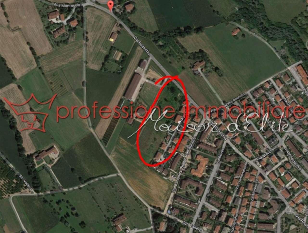 Terreno in vendita via Roaschia Chieri