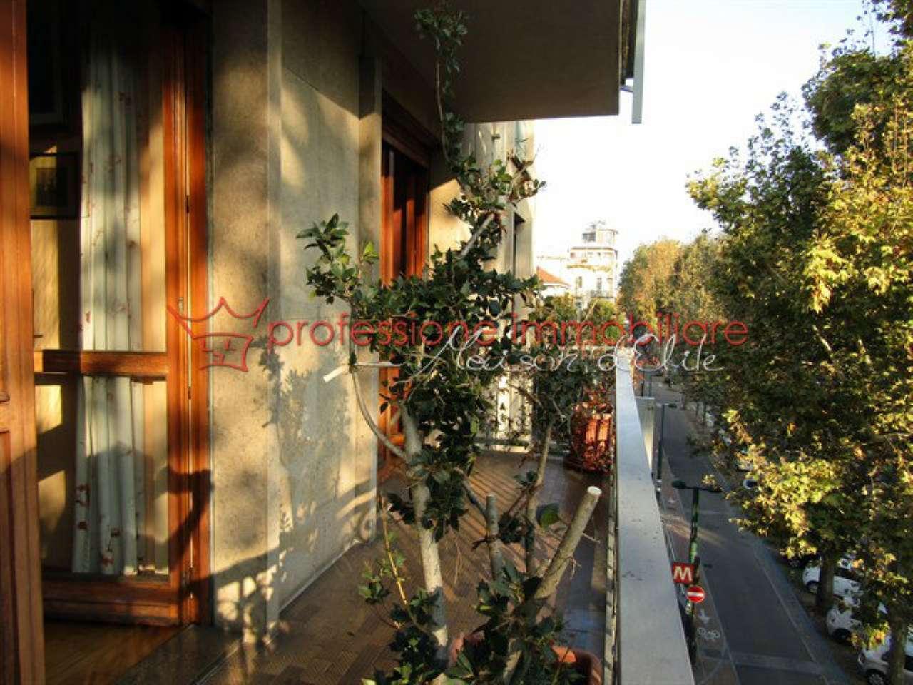 Foto 12 di Appartamento corso Francia, Torino (zona Cit Turin, San Donato, Campidoglio)