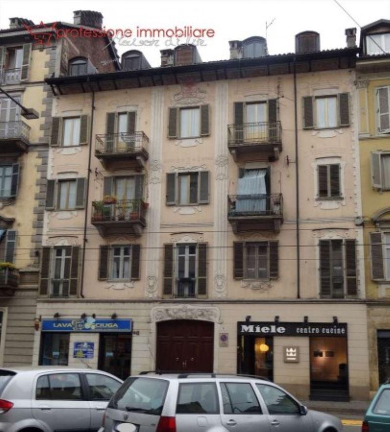 Attico / Mansarda in vendita a Torino, 4 locali, zona Zona: 3 . San Salvario, Parco del Valentino, prezzo € 119.000 | Cambio Casa.it