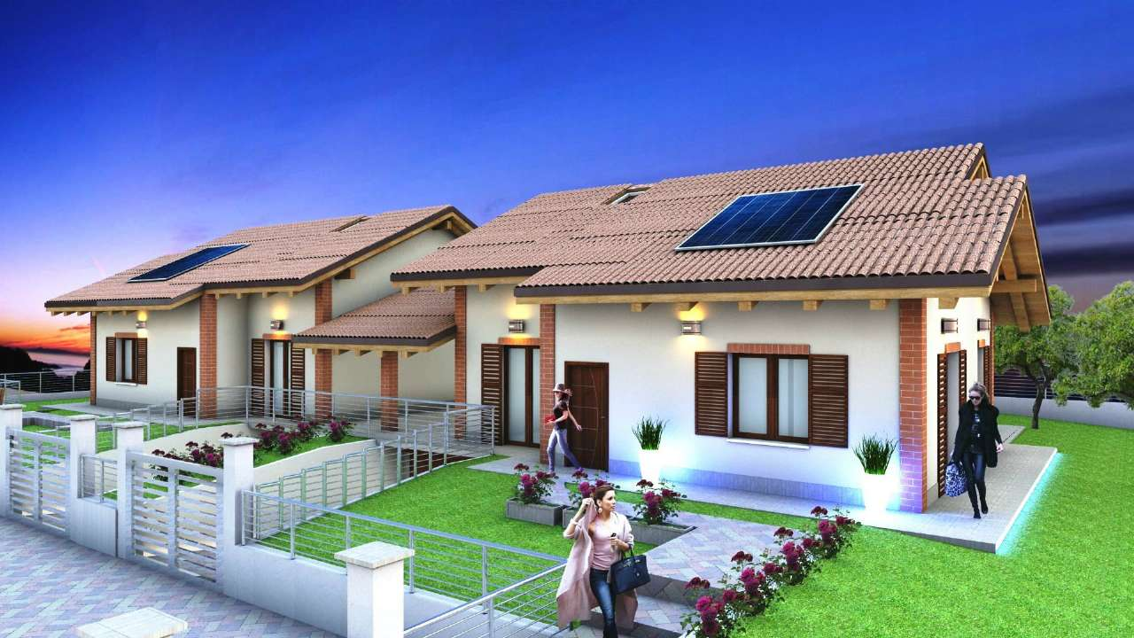 Villa in vendita a Rivoli, 6 locali, prezzo € 390.000 | CambioCasa.it