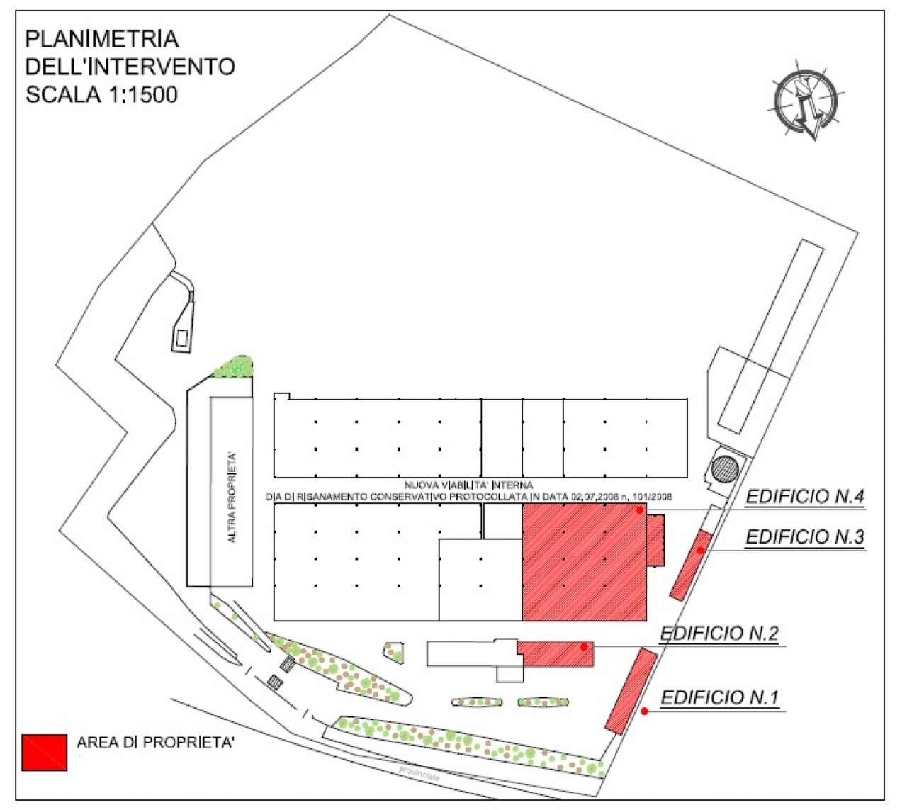 Capannone in vendita a Alpignano, 1 locali, prezzo € 2.950.000 | CambioCasa.it