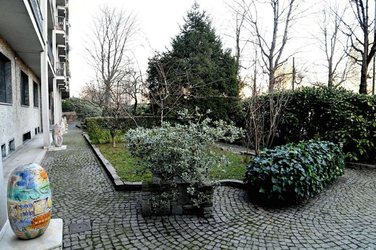 Appartamento in vendita Zona Crocetta, San Secondo - corso Stati Uniti 37 Torino