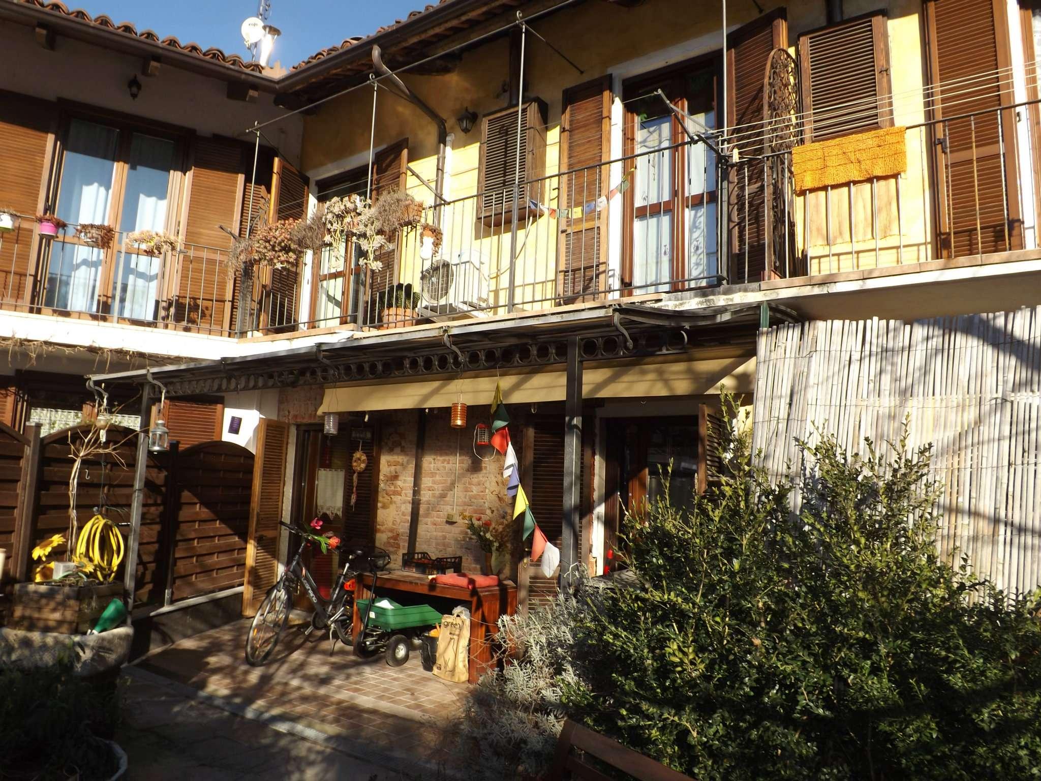 Villetta a Schiera in vendita vicolo iv novembre 10 Villarbasse