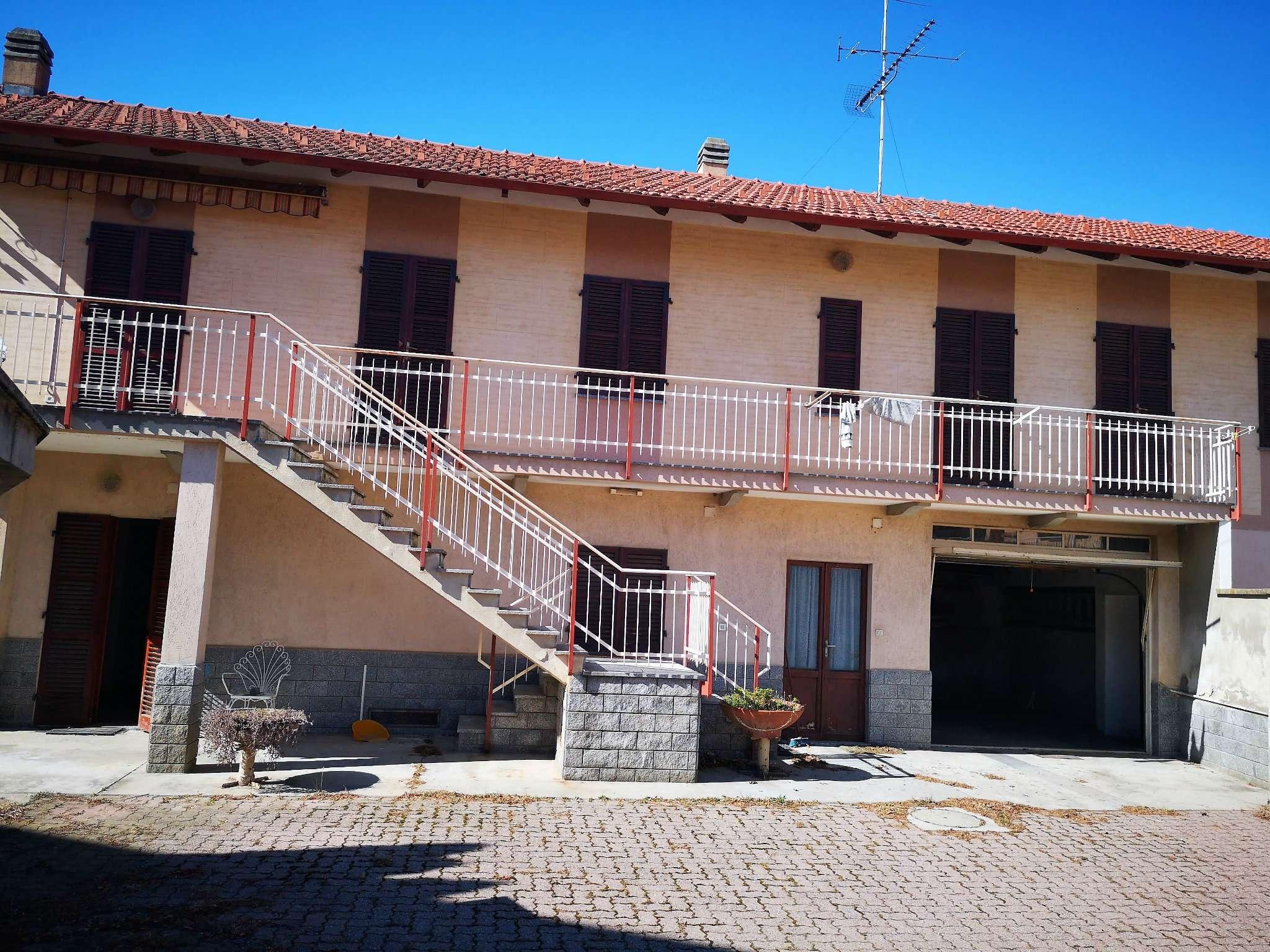 Casa Indipendente in vendita via Monginevro 8 Rivoli