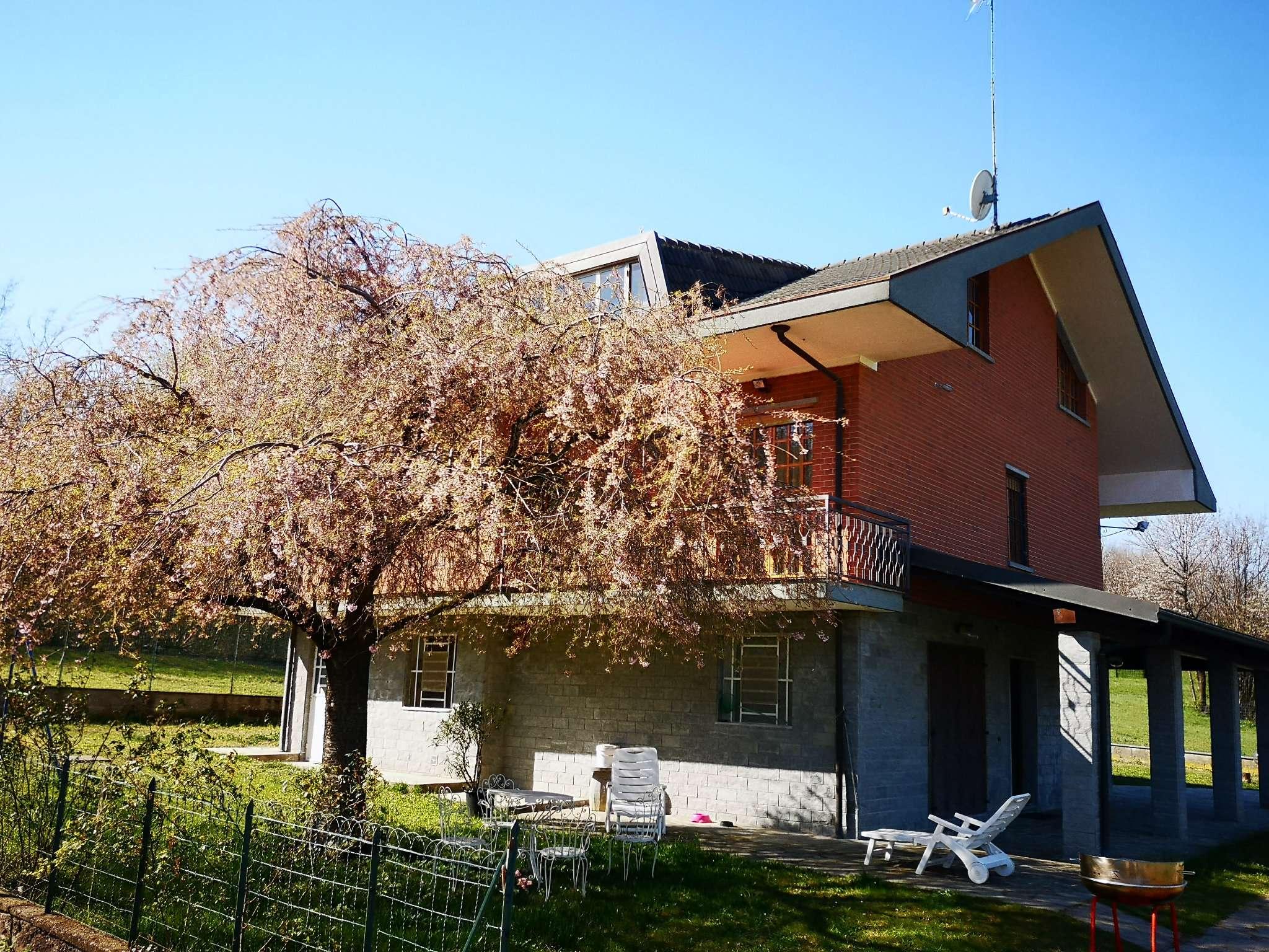 Foto 1 di Casa indipendente via delle Braide 18, Buttigliera Alta