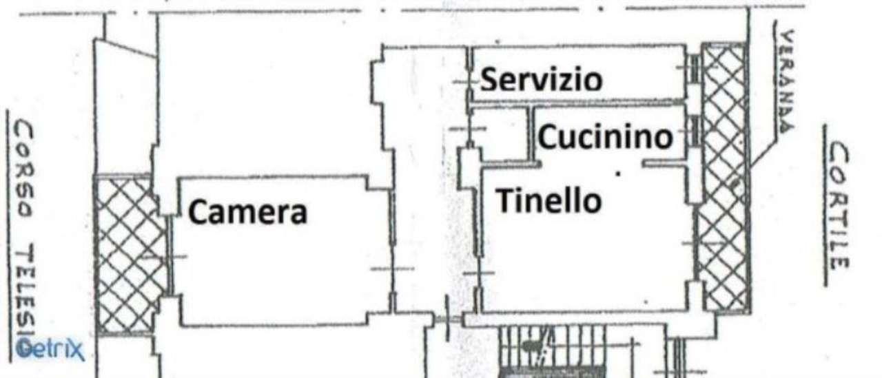 Vendita  bilocale Torino Corso Bernardino Telesio 1 610899