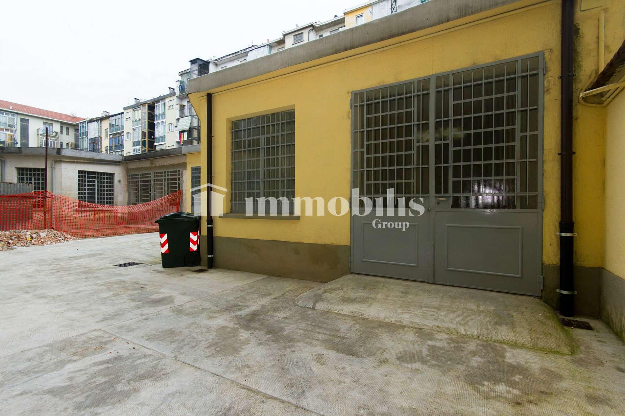Foto 1 di Magazzino via Rieti, Torino (zona Parella, Pozzo Strada)