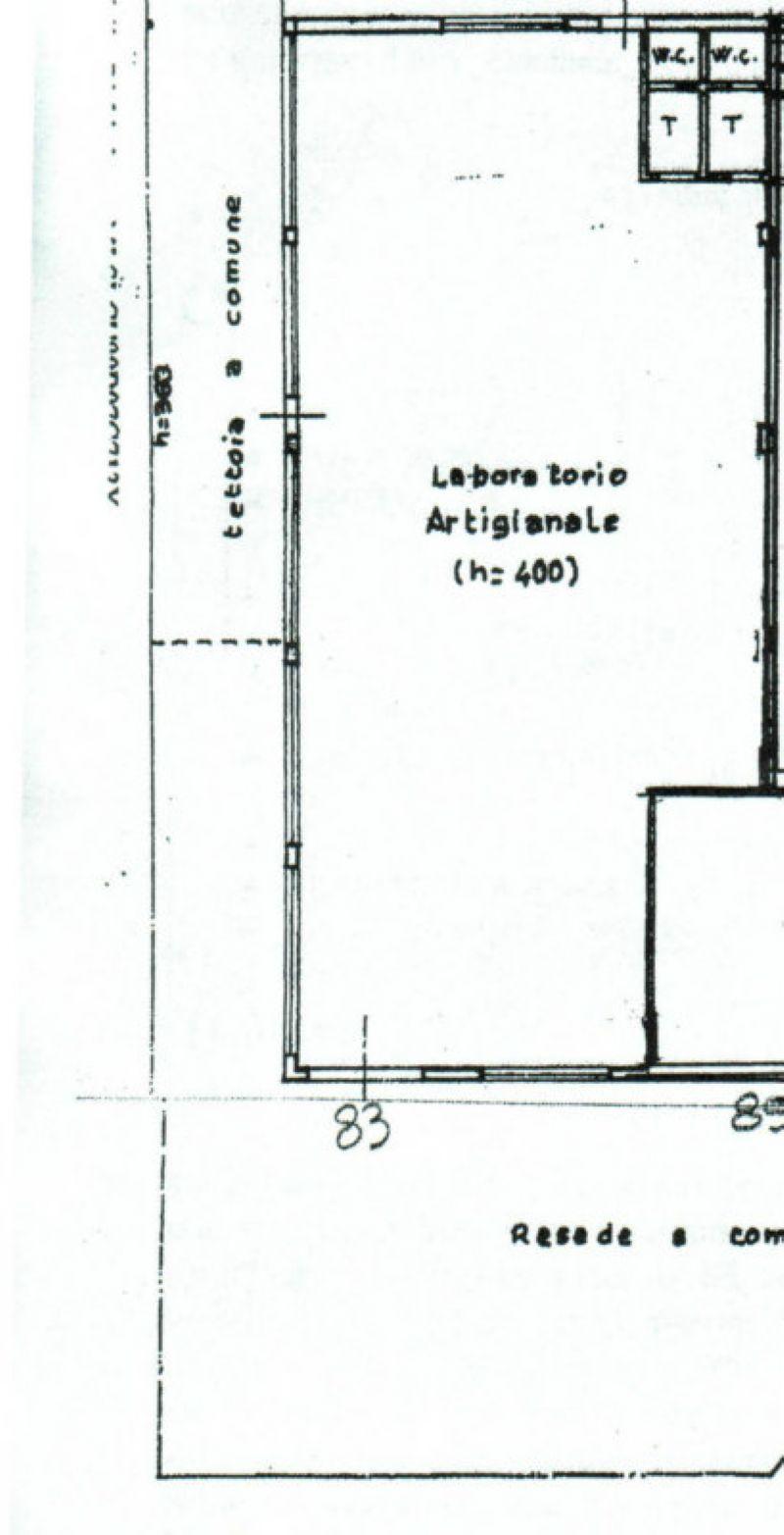 Capannone in vendita a Agliana, 1 locali, prezzo € 240.000 | Cambiocasa.it