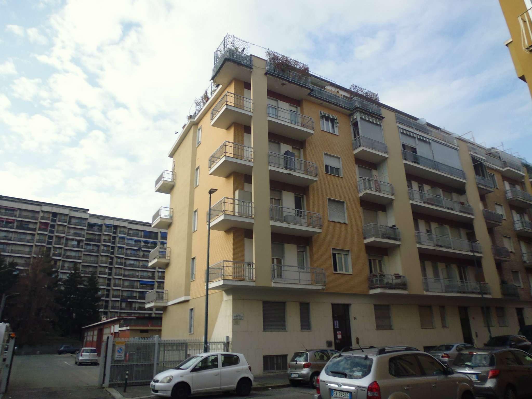 Foto 1 di Bilocale via Biscarra 34, Torino (zona Mirafiori)