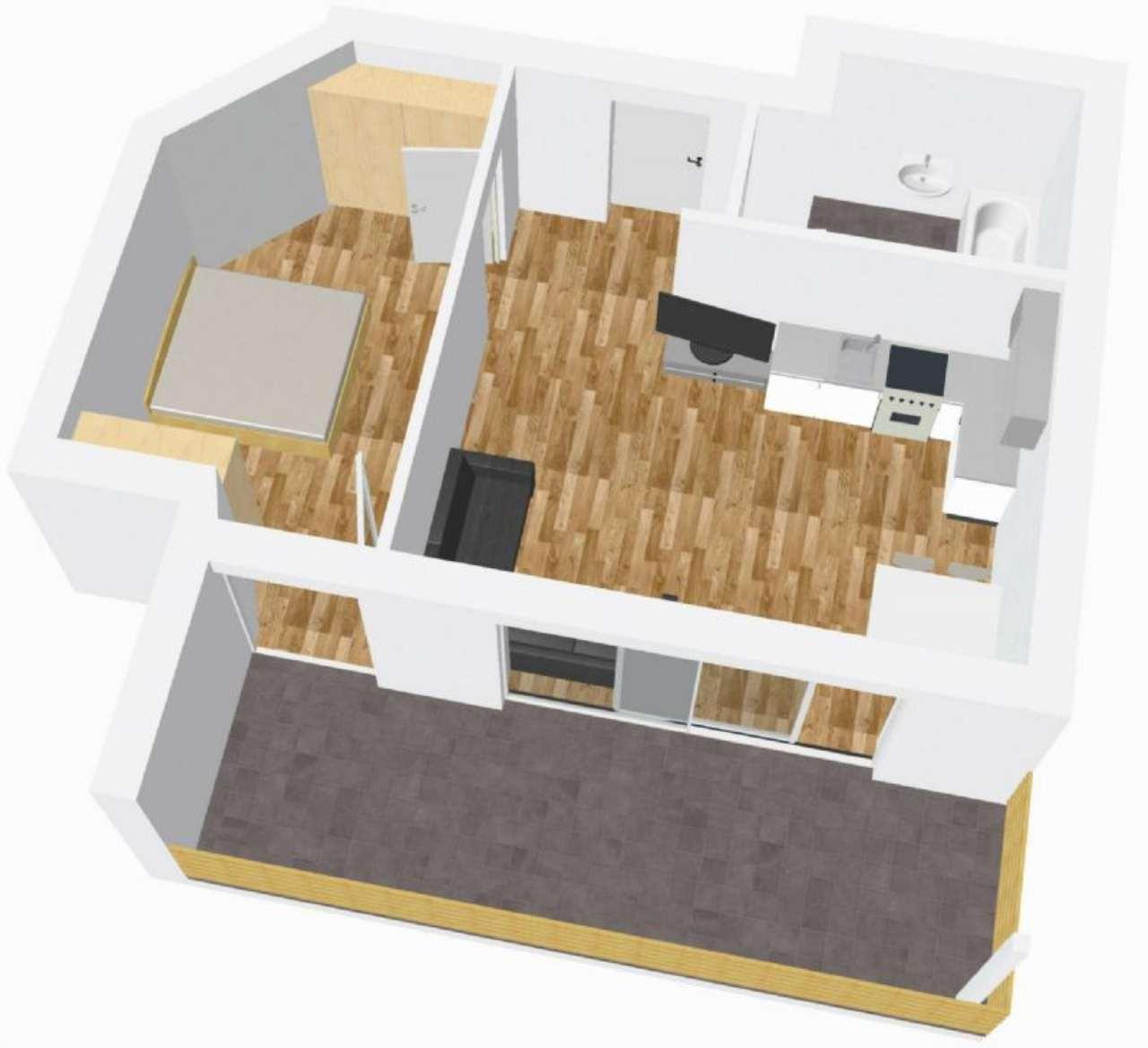 Appartamento in vendita a Lana, 2 locali, prezzo € 220.000 | Cambio Casa.it