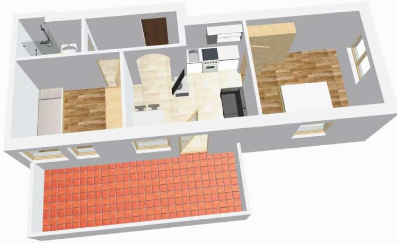 Appartamento in vendita a Tesimo, 3 locali, prezzo € 150.000 | Cambio Casa.it