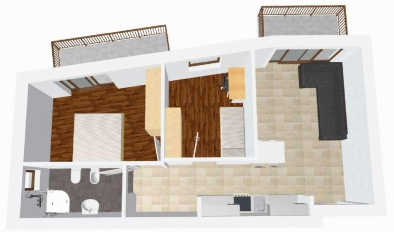 Appartamento in vendita a Vandoies, 3 locali, prezzo € 176.000 | Cambio Casa.it
