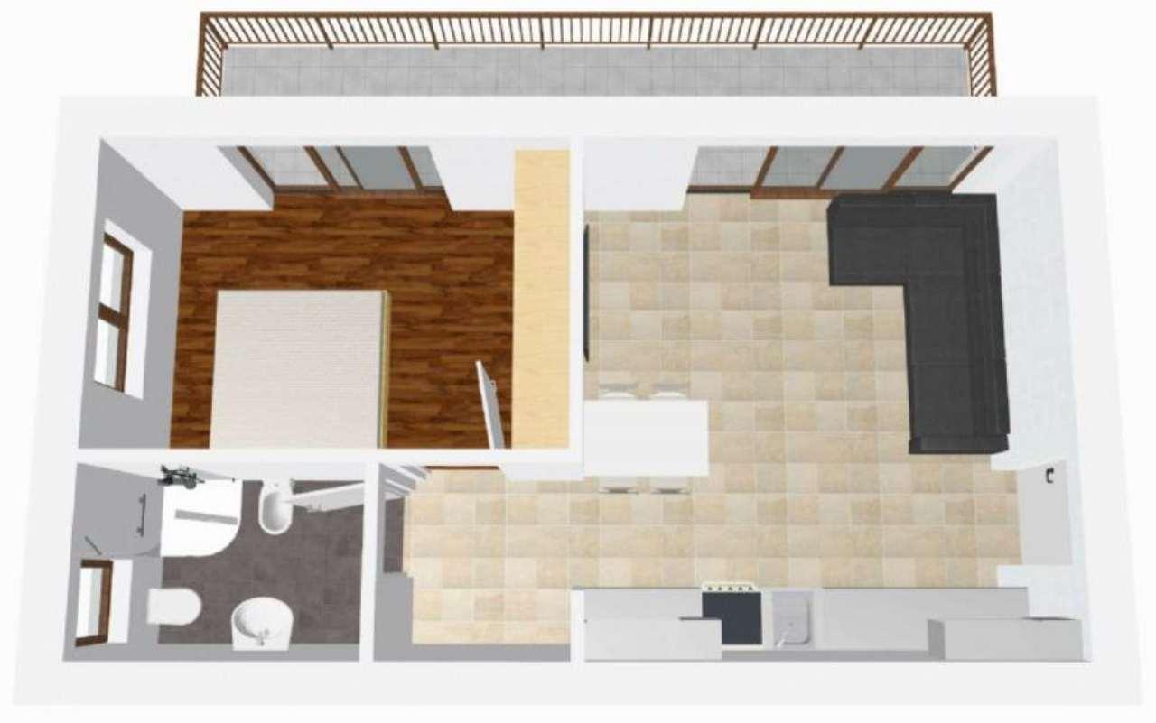 Appartamento in vendita a Vandoies, 2 locali, prezzo € 133.000 | Cambio Casa.it
