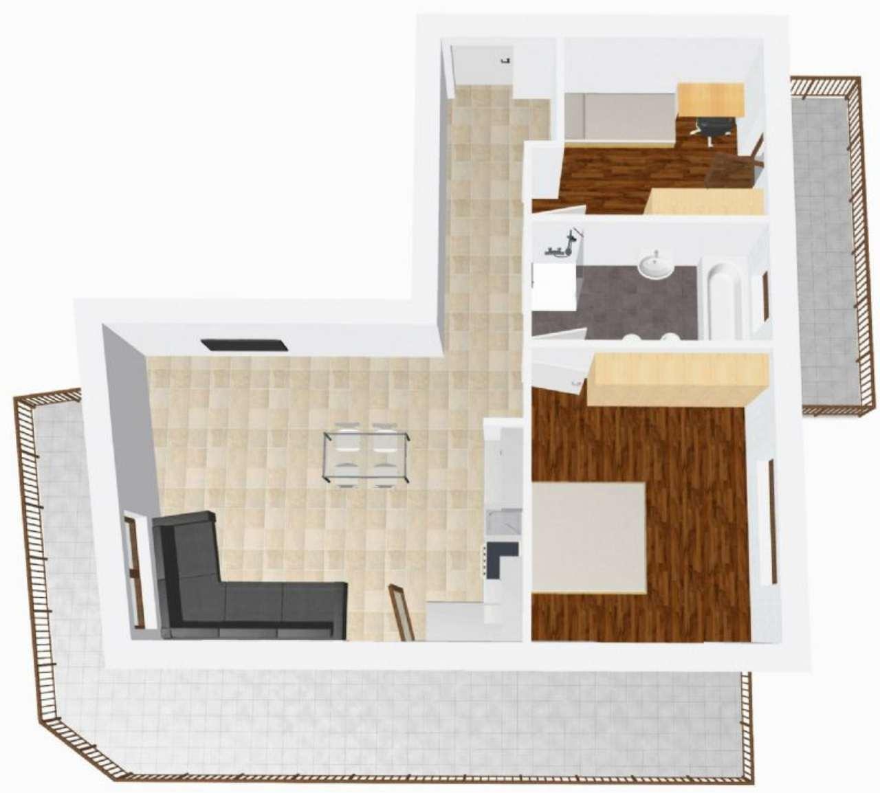 Attico / Mansarda in vendita a Vandoies, 3 locali, prezzo € 239.000 | Cambio Casa.it