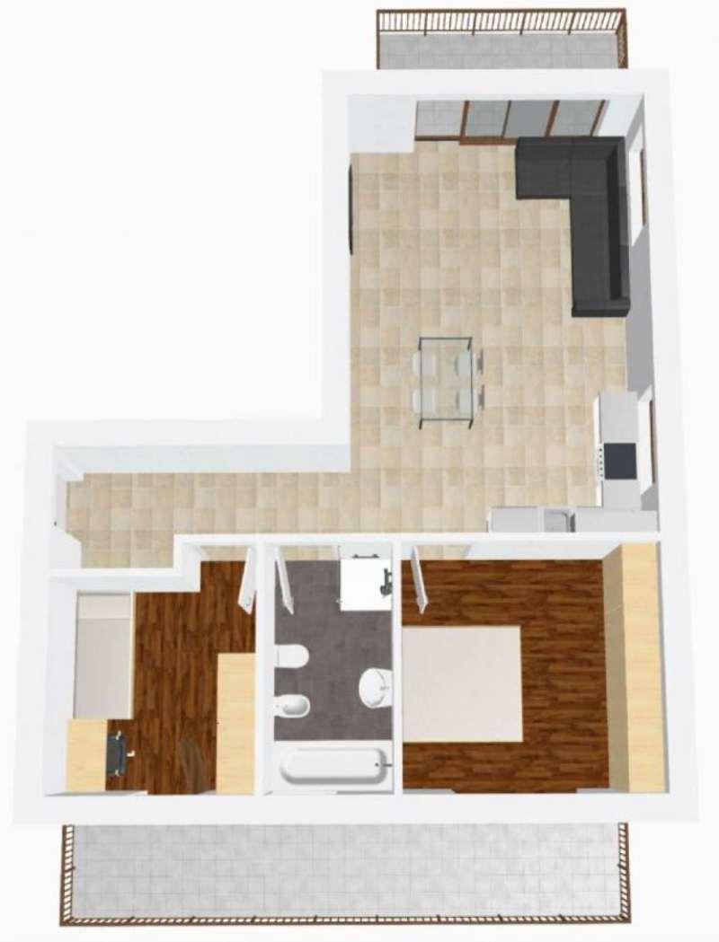 Attico / Mansarda in vendita a Vandoies, 3 locali, prezzo € 226.000 | Cambio Casa.it