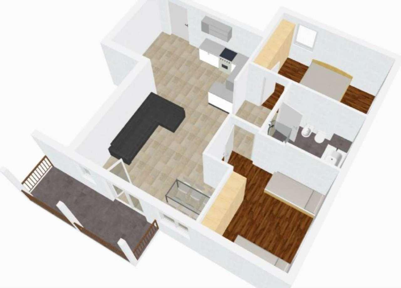Appartamento in vendita a Montagna, 3 locali, prezzo € 270.000 | Cambio Casa.it
