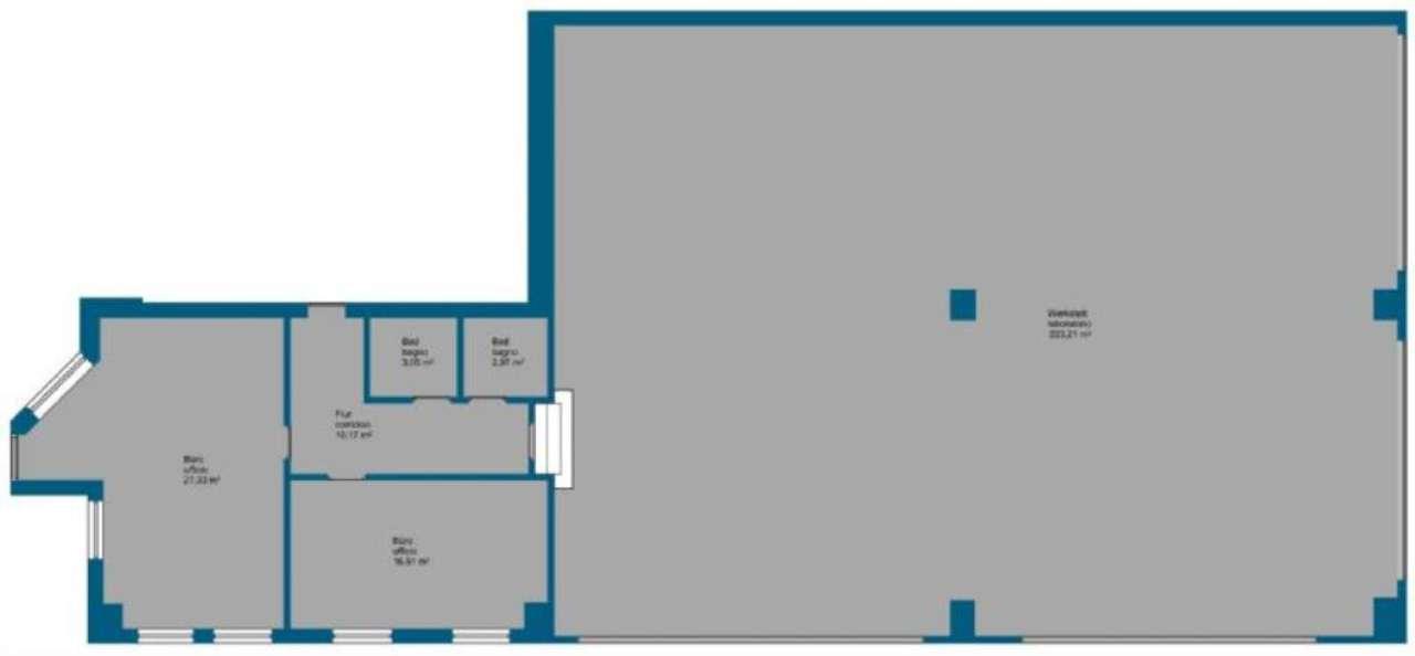 Laboratorio in affitto a Bolzano, 3 locali, prezzo € 2.800   Cambio Casa.it