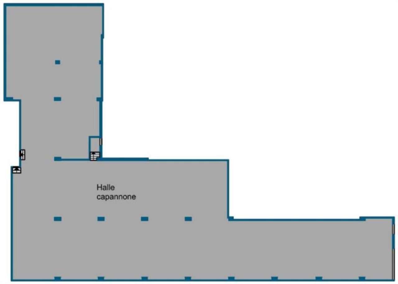 Capannone in affitto a Bolzano, 1 locali, prezzo € 3.500 | Cambio Casa.it