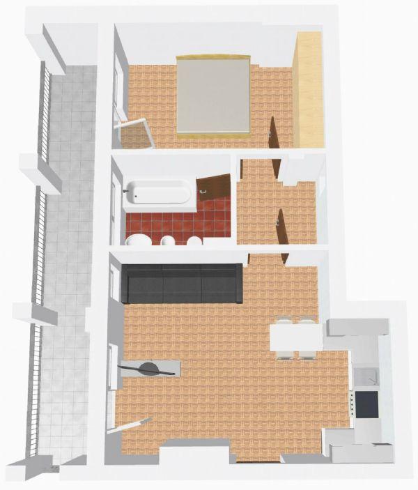 Vendita  bilocale Merano Corso Libertá 1 1079385