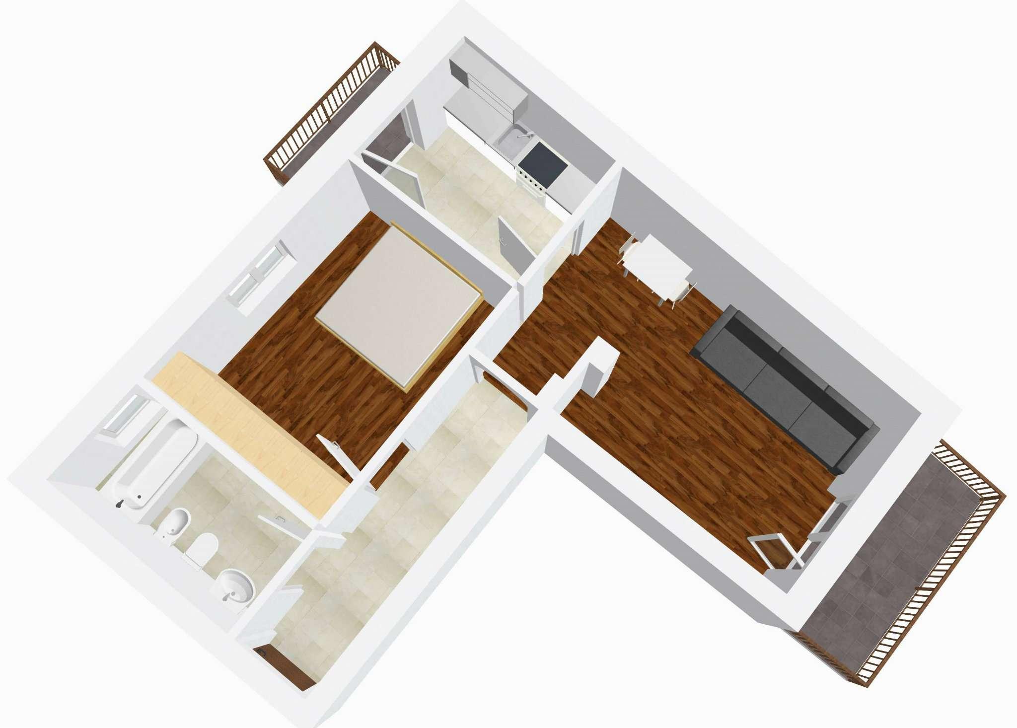 Appartamento in vendita a Valdaora, 2 locali, prezzo € 245.000 | Cambio Casa.it