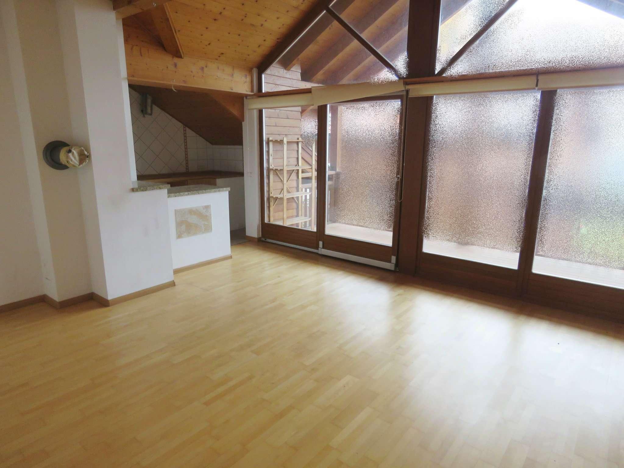 Attico / Mansarda in vendita a Bressanone, 4 locali, prezzo € 280.000   Cambio Casa.it