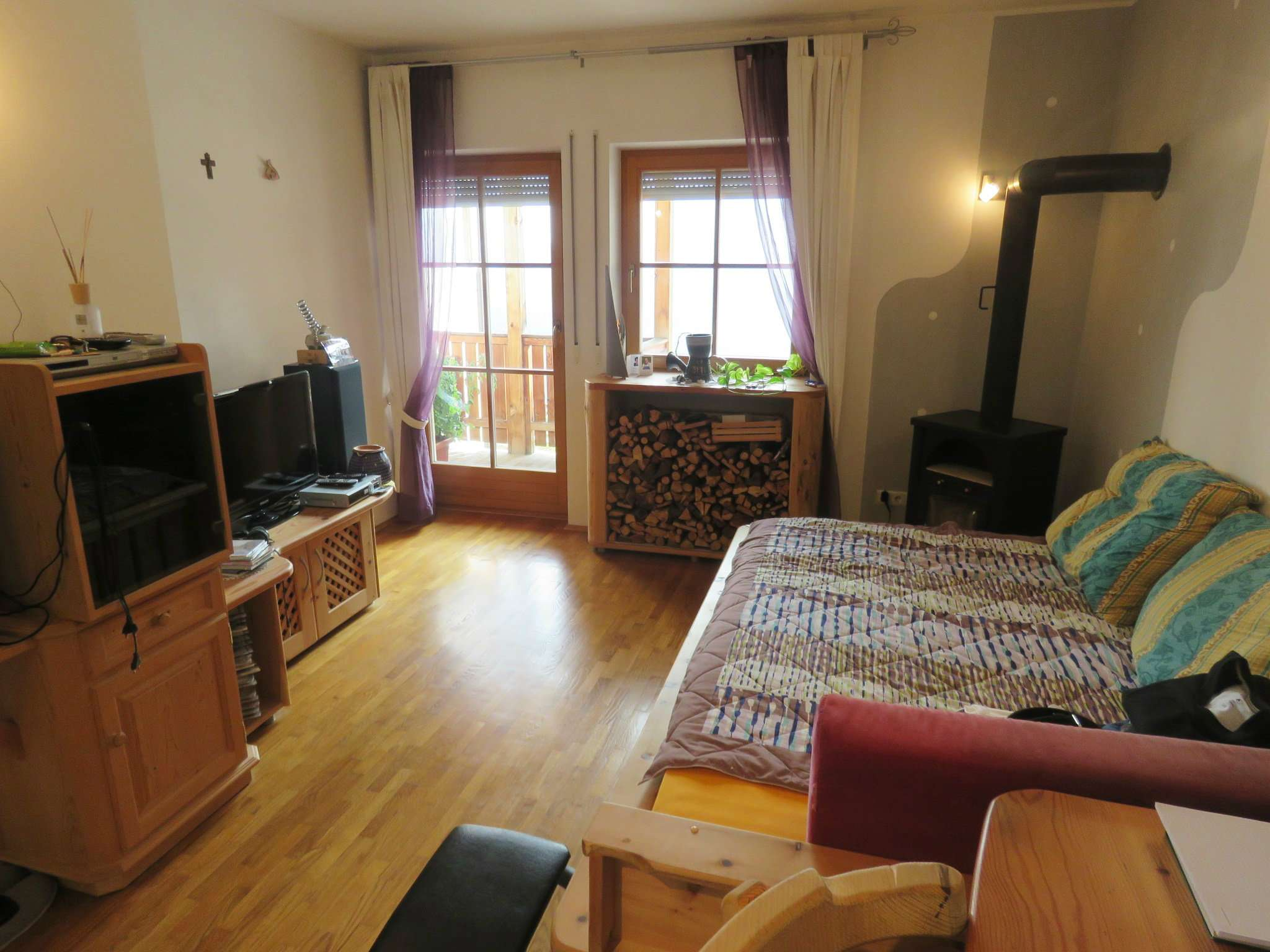 Appartamento in vendita a San Genesio Atesino, 2 locali, prezzo € 150.000   Cambio Casa.it