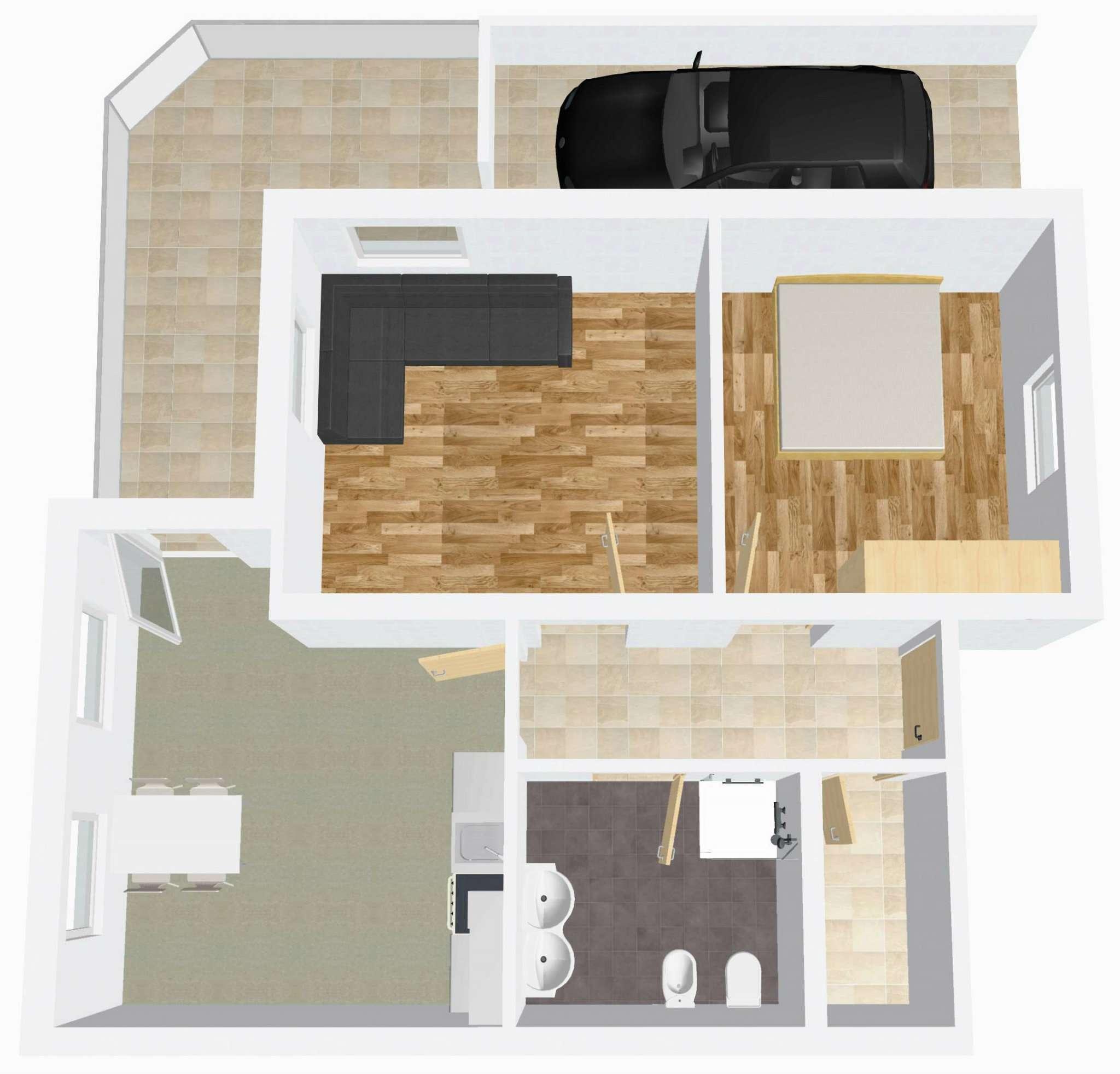 Appartamento in vendita a Vandoies, 2 locali, prezzo € 199.000 | Cambio Casa.it