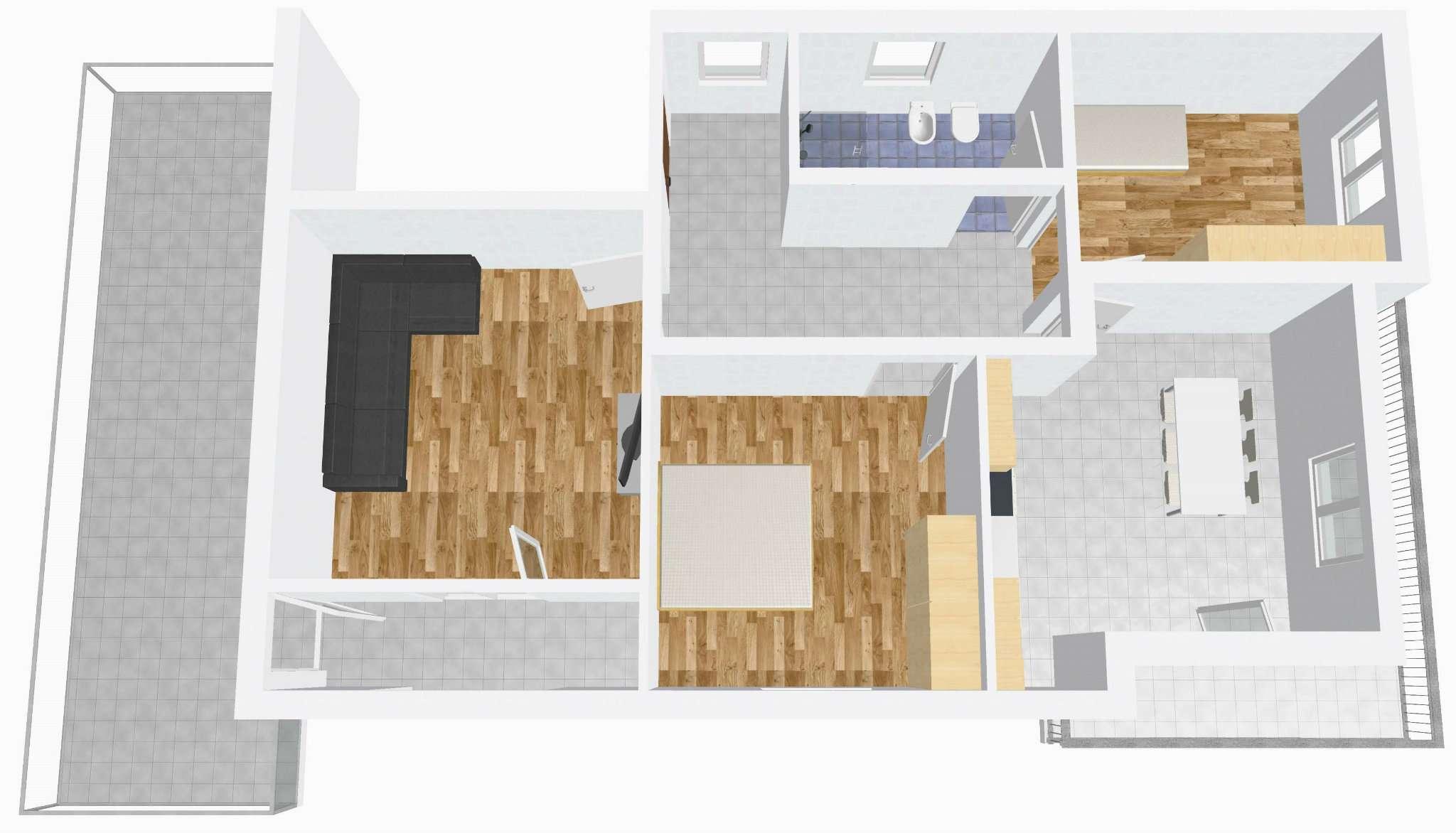 Appartamento in vendita a Bressanone, 3 locali, prezzo € 300.000 | Cambio Casa.it