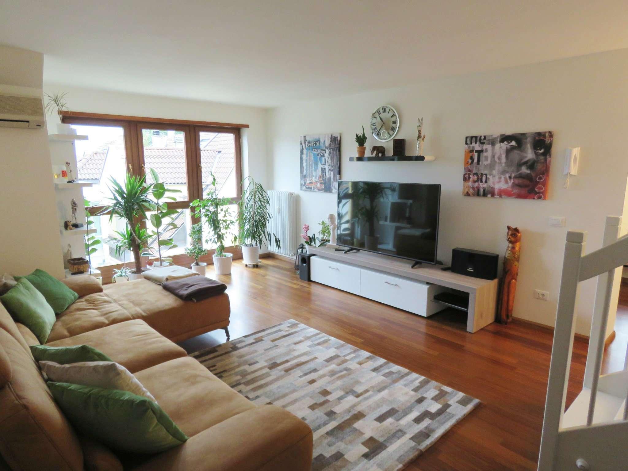 Attico / Mansarda in vendita a Laives, 4 locali, prezzo € 450.000   Cambio Casa.it