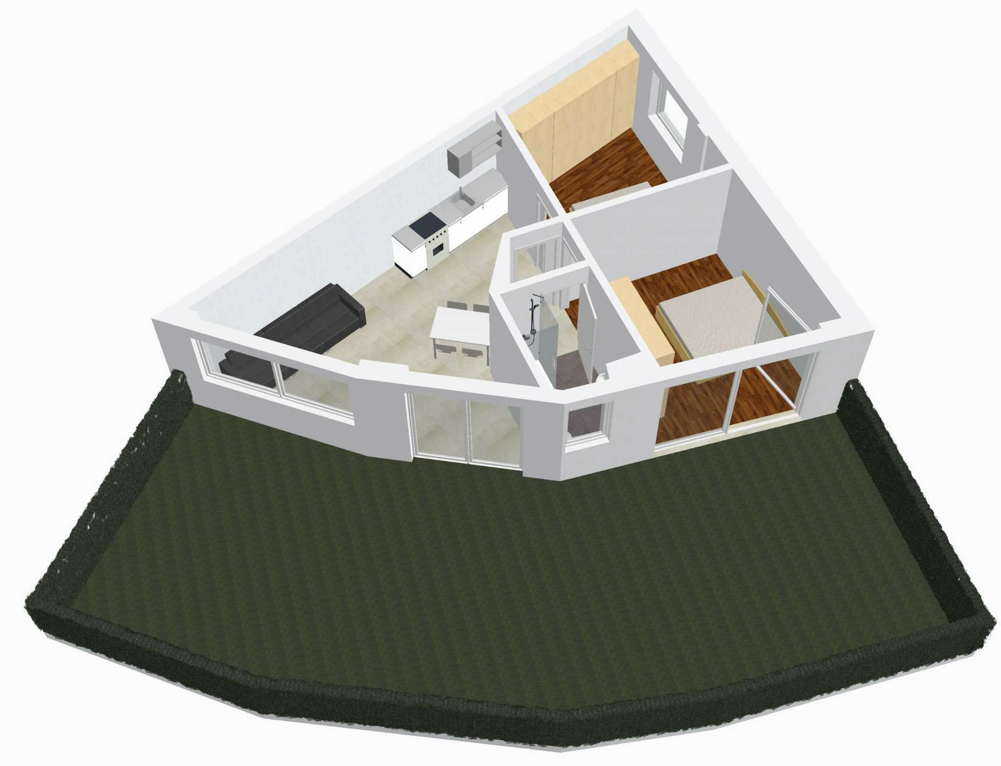 Appartamento trilocale in vendita a Vipiteno (BZ)