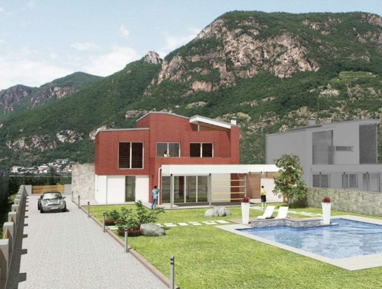 Soluzione Indipendente in vendita a Bolzano, 4 locali, prezzo € 1.200.000 | Cambio Casa.it