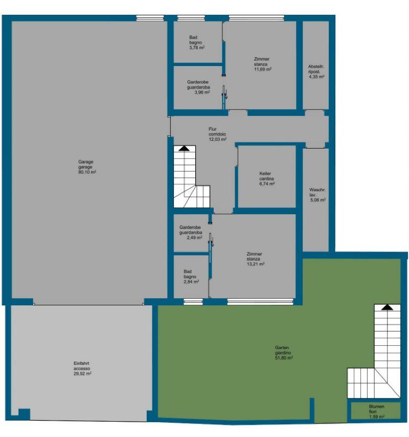Villa in vendita a Toscolano-Maderno, 5 locali, prezzo € 1.300.000 | Cambio Casa.it