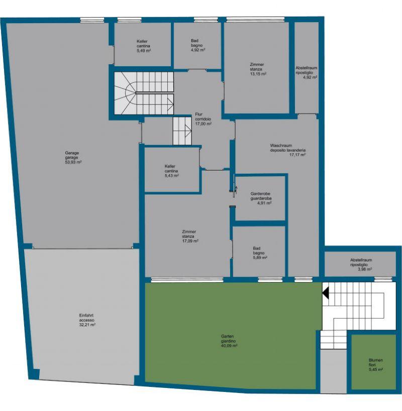 Villa in vendita a Toscolano-Maderno, 5 locali, prezzo € 1.100.000 | Cambio Casa.it