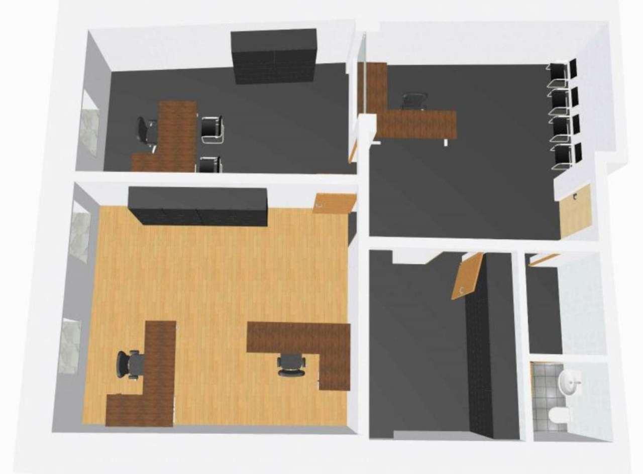 Ufficio / Studio in vendita a Merano, 4 locali, prezzo € 370.000 | Cambio Casa.it