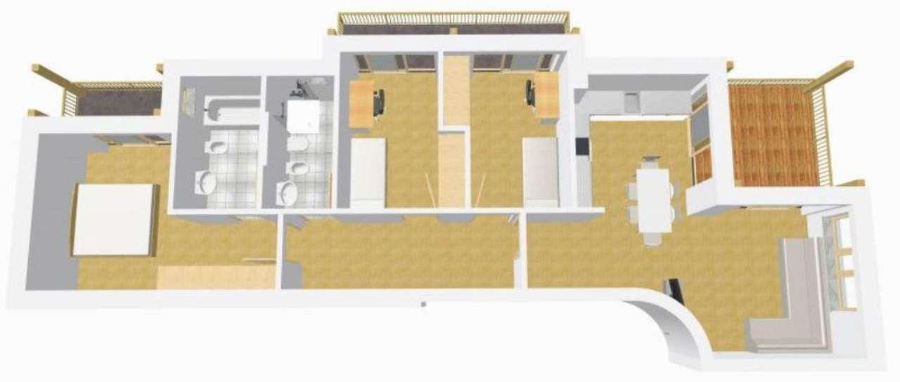 Appartamento in vendita a Salorno, 4 locali, prezzo € 270.000 | Cambio Casa.it