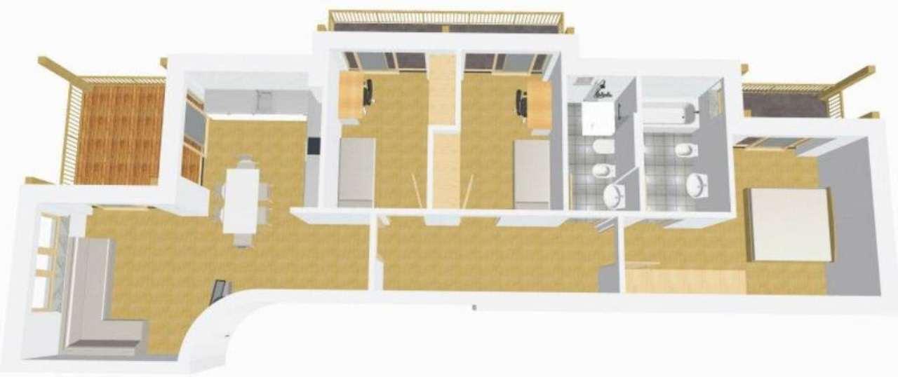 Appartamento in vendita a Salorno, 4 locali, prezzo € 259.000 | Cambio Casa.it