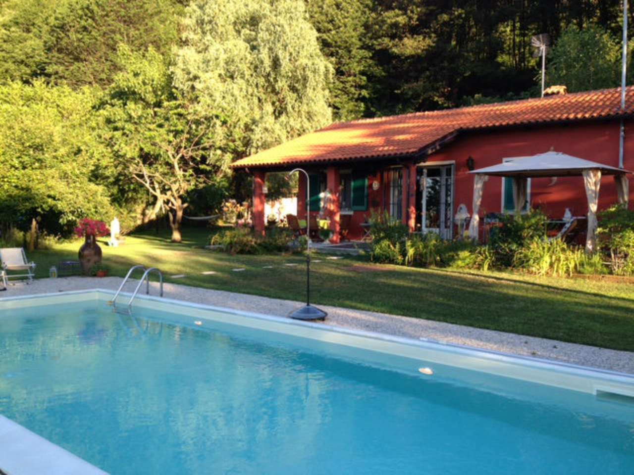 Villa in vendita a Martiniana Po, 4 locali, prezzo € 290.000 | CambioCasa.it