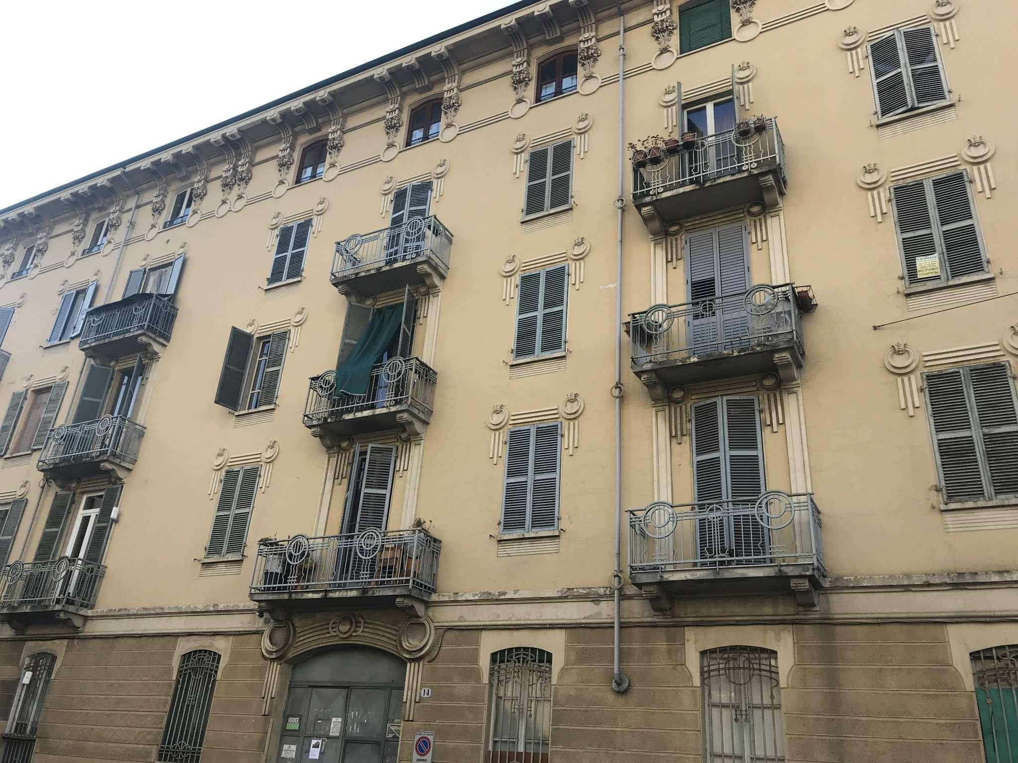 Foto 1 di Bilocale via Abegg 14, Torino (zona Valentino, Italia 61, Nizza Millefonti)