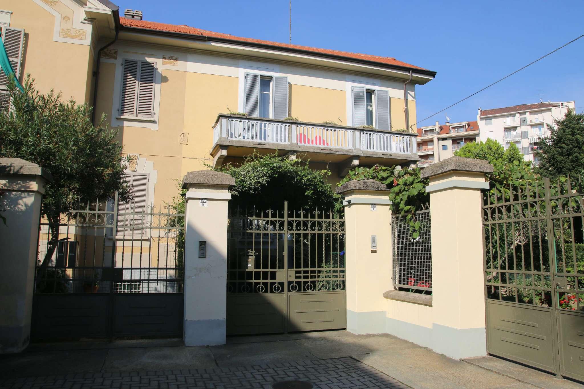 Foto 1 di Porzione di casa corso Rosselli 150/A, Torino (zona Cenisia, San Paolo)