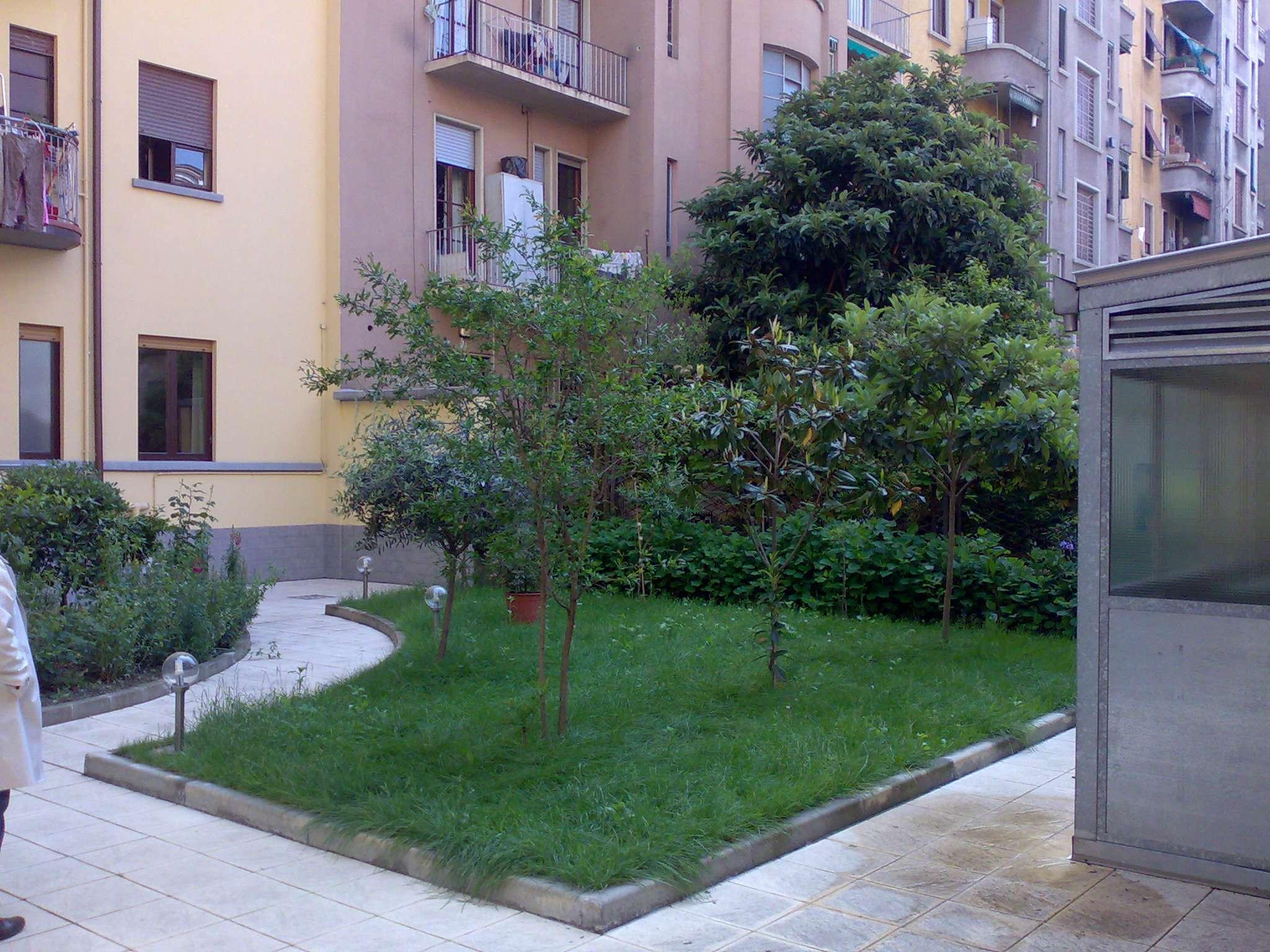 Bilocale Milano Via Via Teodosio 4